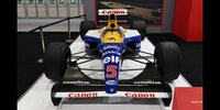 Rückblick: Der Williams FW14B unter der Lupe