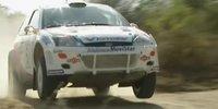 Safari-Rallye 2000: Die Nerven liegen blank