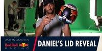 Saisonvorbereitung 2018: Ricciardos neuer Helm