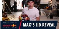 Saisonvorbereitung 2018: Verstappens neuer Helm