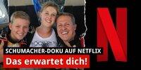 Schumacher: Das erwartet Dich in der Netflix-Doku!