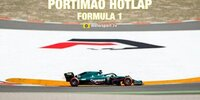 Sebastian Vettel: Eine Onboard-Runde in Portimao