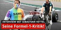 Sebastian Vettel: Harte Kritik an der Formel 1!