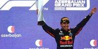 Sergio Perez: Wir wollen diese Meisterschaft!