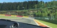 Spa-Runde mit Kevin Estre (Porsche)