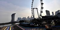 Startaufstellung: GP Singapur 2018