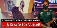 Strafe für Vettel: Handicap vor dem US-Grand-Prix!