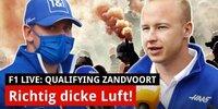 Stunk bei Haas nach Zandvoort-Qualifying