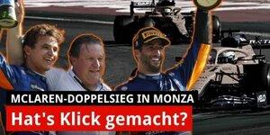 Surer glaubt: McLaren kann Weltmeister werden!