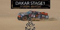 Tim und Tom Coronel starten in die Dakar 2018
