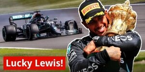 Top 10: Die größten Duselmomente von Lewis Hamilton in der F1