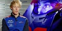 Toro Rosso: Australien-Preview mit Brendon Hartley