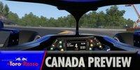 Toro-Rosso-Vorschau: Kwjat stellt Montreal vor