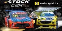 Trailer Stock Car Pro Series