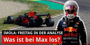 Training Imola: Hat Mercedes Red Bull überholt?