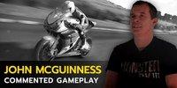 TT Isle of Man - Gameplay Video mit John McGuiness