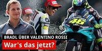 Valentino Rossi: Wie nahe ist er dem Rücktritt?