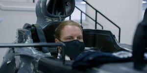 Valtteri Bottas: Sitzprobe für den Mercedes W12