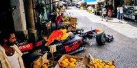 Verstappens Roadtrip von Palermo nach Monza