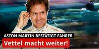 Vettel & Aston Martin 2022: Das steckt dahinter!