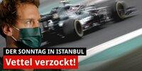 Vettel: Wer hat die Reifenentscheidung getroffen?