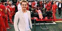 Vlog: Mit Rosberg hinter den Kulissen in Abu Dhabi
