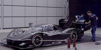 Volkswagen I.D. R Pikes Peak: Die Aerodynamik