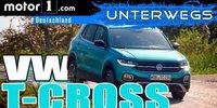 VW T-Cross (2019) im Test: Nutzlos oder nützlich?