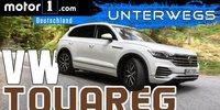 VW Touareg 2018 Test: Sauviel Technik und sauteuer