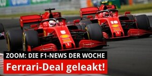 War der FIA-Ferrari-Deal wirklich so plump?