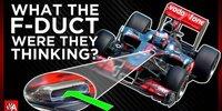 Warum der F-Schacht in der Formel 1 verboten wurde