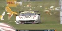 WEC Fuji: Ferrari-Reifenplatzer bei über 250 km/h