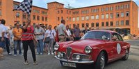 Weekend Italiano Storico 2016 Treffen