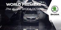 Weltpremiere des Skoda Octavia 2020