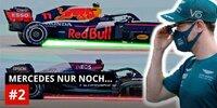 Wie die Regeln Mercedes & Aston schaden