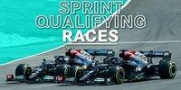 Wie funktionieren Formel-1-Sprintrennen?