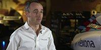Williams: Robert Kubica wird Entwicklungsfahrer