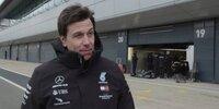 Wolff: Kann mich an 2019er-Rennen nicht erinnern