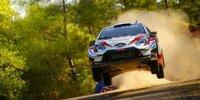 WRC: Rallye Türkei SS11-12