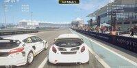 WRX E-Sport: Überschlag von Charles Leclerc