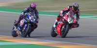 WSBK Aragon: Highlights Rennen 1