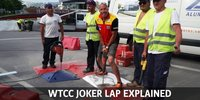 WTCC Vila Real: Coronel erklärt die Joker-Runde