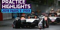 Zahlreiche Unfälle im Training von Paris