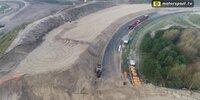 Zandvoort-Umbau: So sieht die Steilkurve aus!