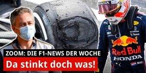 Zoom: Da ist doch was faul, Pirelli & Red Bull!