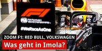 Zoom: Darum geht noch mehr bei Red Bull!