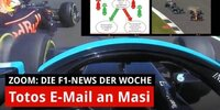 Zoom-F1-Vodcast: Wolffs E-Mail an Masi enthüllt