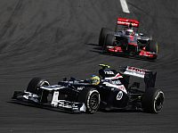Bruno Senna, Jenson Button