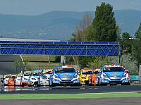 Start am Hungaroring 2012