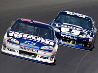 Dale Earnhardt Jun., Jimmie Johnson